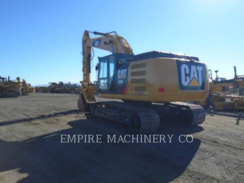 CATERPILLAR KETTEN-HYDRAULIKBAGGER 329FL TH P equipment  photo 3