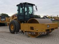 CATERPILLAR VIBRATORY DOUBLE DRUM ASPHALT CS66BCAB equipment  photo 2