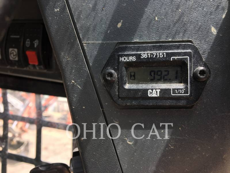 CATERPILLAR CHARGEURS COMPACTS RIGIDES 236B3 C3 equipment  photo 3