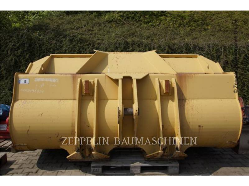 CATERPILLAR EQUIPO VARIADO / OTRO 966H 4,2M³ ZÄHNE equipment  photo 2