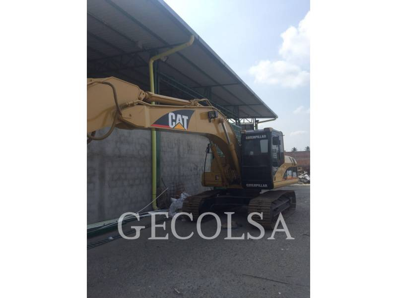 CATERPILLAR EXCAVADORAS DE CADENAS 320C equipment  photo 9