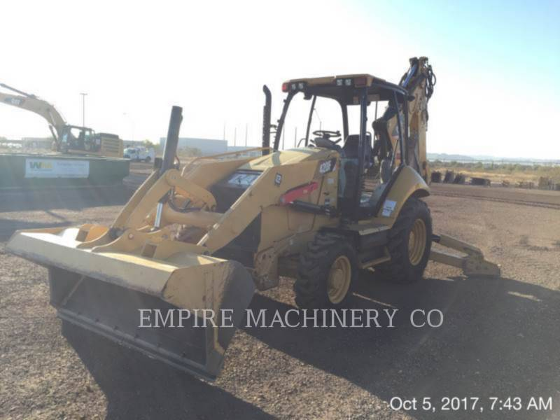 CATERPILLAR BACKHOE LOADERS 420F 4EO P equipment  photo 4