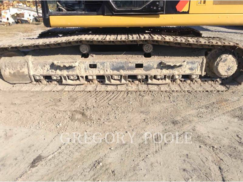 CATERPILLAR PELLES SUR CHAINES 329F L equipment  photo 21