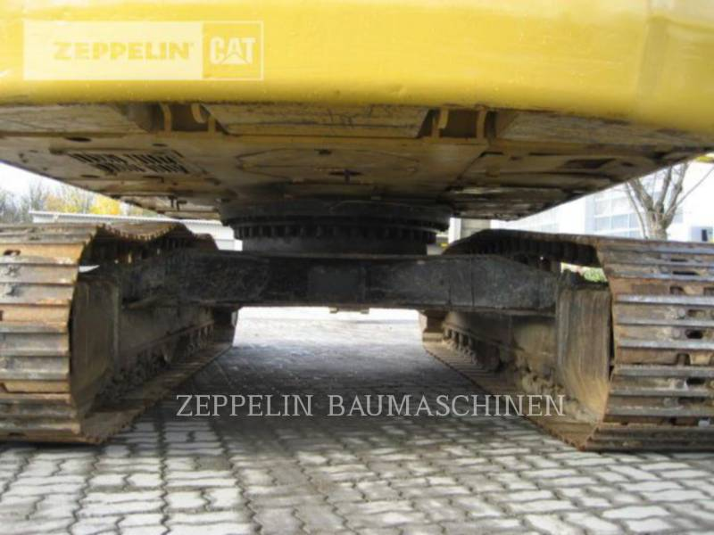 CATERPILLAR KETTEN-HYDRAULIKBAGGER 329ELN equipment  photo 16