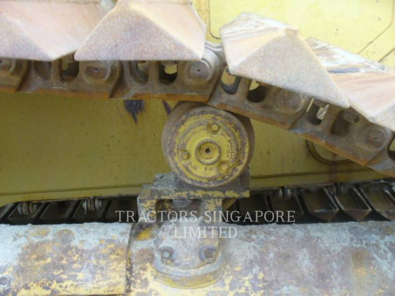 CATERPILLAR TRACTEURS SUR CHAINES D6RIIILGP equipment  photo 17