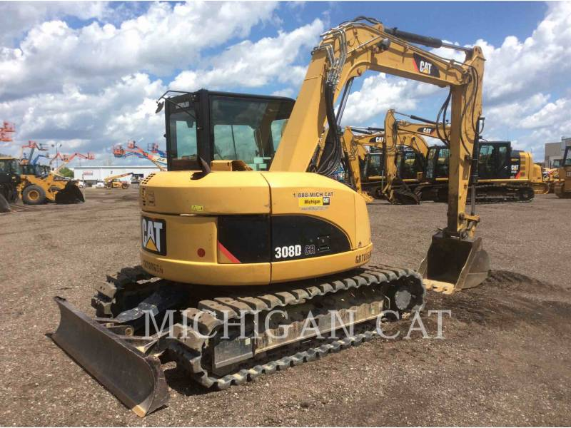 CATERPILLAR KOPARKI GĄSIENICOWE 308DCR equipment  photo 4