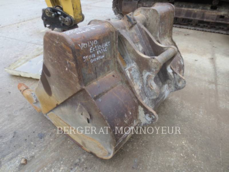 VOLVO CONSTRUCTION EQUIPMENT TRACK EXCAVATORS EC210BLC equipment  photo 7