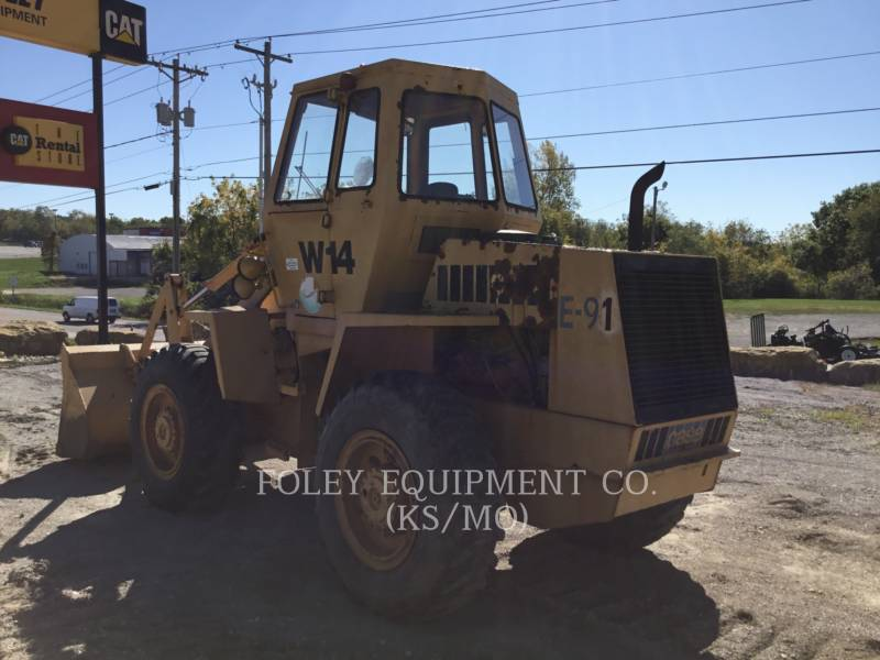 CASE WHEEL LOADERS/INTEGRATED TOOLCARRIERS W14 equipment  photo 4