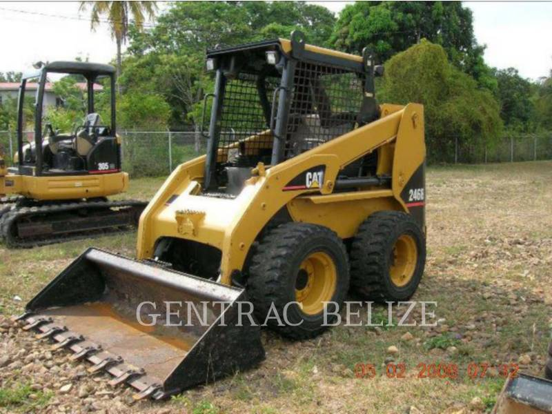 CATERPILLAR MINICARREGADEIRAS 246B equipment  photo 2