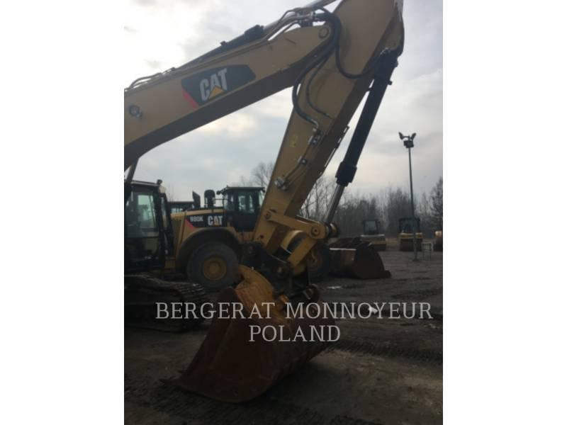 CATERPILLAR KETTEN-HYDRAULIKBAGGER 329E LN equipment  photo 14