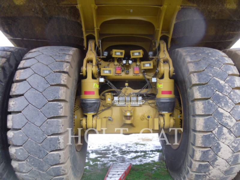 CATERPILLAR CAMINHÕES FORA DA ESTRADA 789D equipment  photo 4