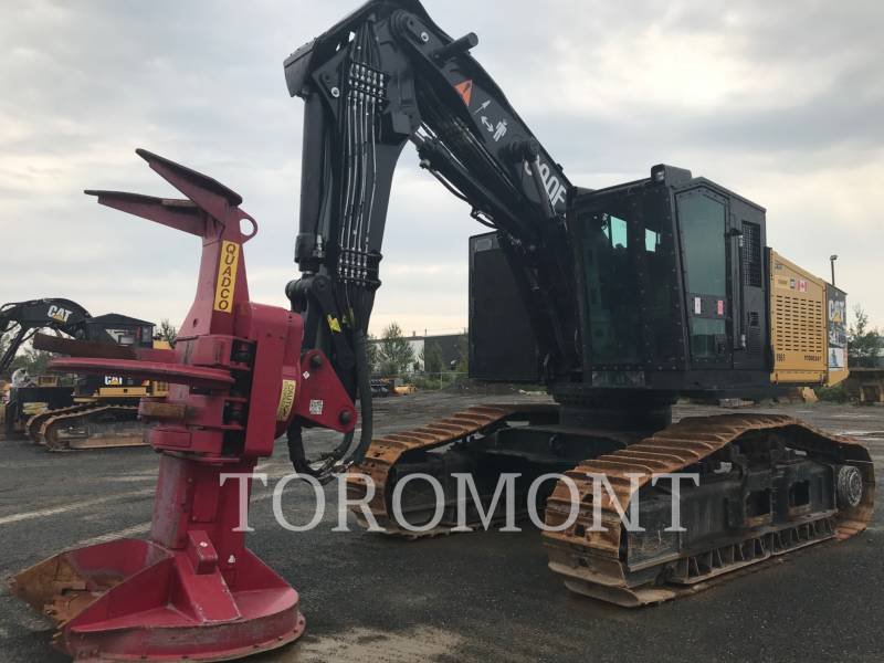 CATERPILLAR BOSBOUW - VELLER-STAPELAARS - RUPS 5412 equipment  photo 1