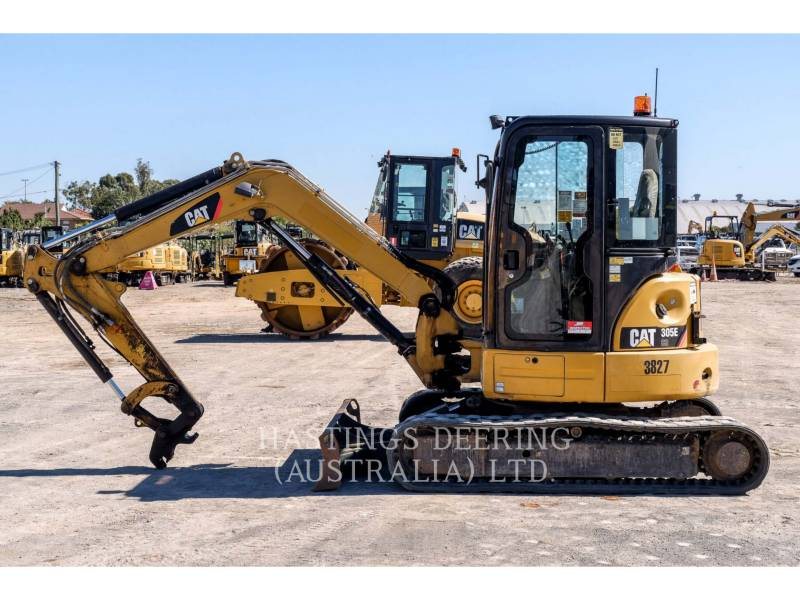 CATERPILLAR ESCAVADEIRAS 305E C2 equipment  photo 5