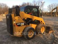 CATERPILLAR MINICARGADORAS 242D C equipment  photo 3