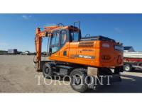 DOOSAN INFRACORE AMERICA CORP. TRACK EXCAVATORS DX190W-3 equipment  photo 2