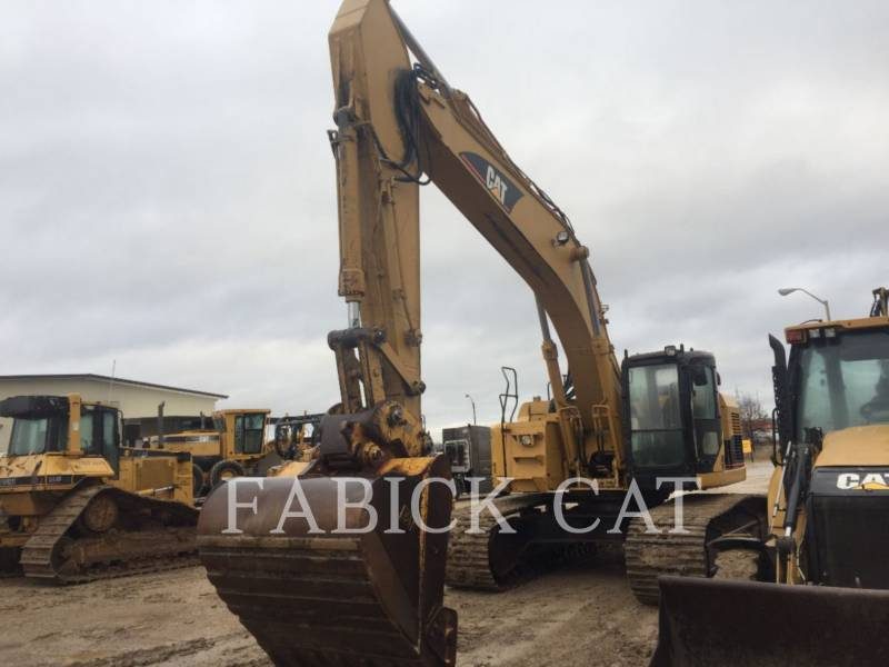 CATERPILLAR TRACK EXCAVATORS 325CCR equipment  photo 5