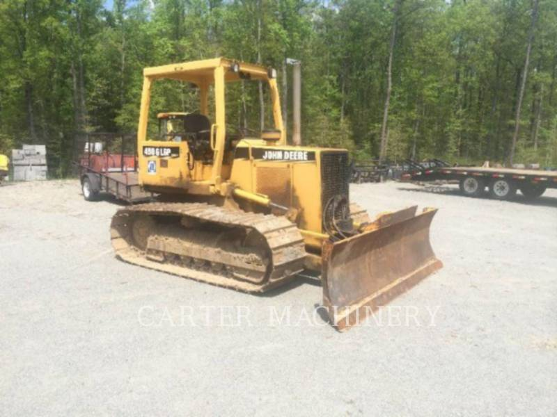 DEERE & CO. TRACTOR MINIER CU ŞENILE DER 450G equipment  photo 1