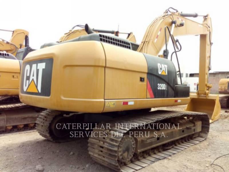 CATERPILLAR EXCAVADORAS DE CADENAS 320 D 2 REACH equipment  photo 3