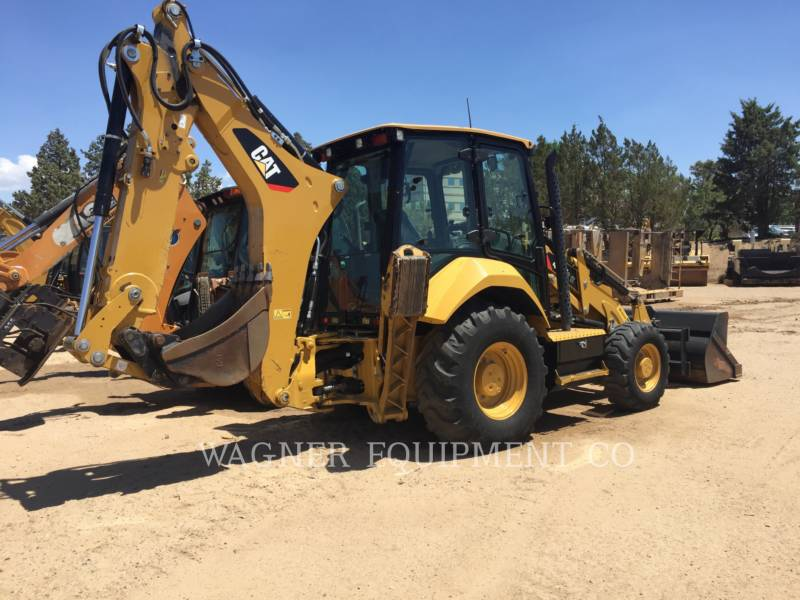 CATERPILLAR BACKHOE LOADERS 420F2 IT4E equipment  photo 2