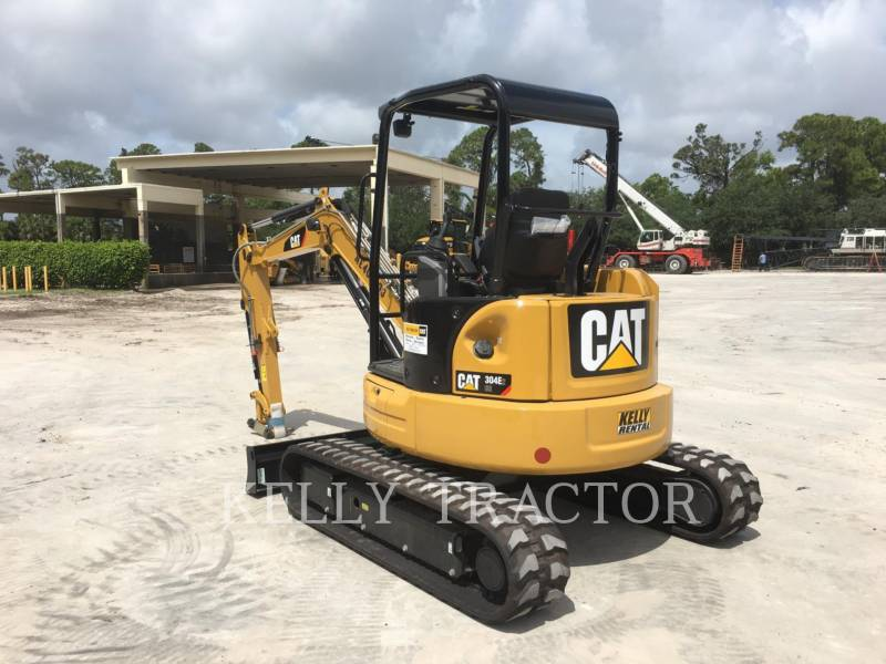 CATERPILLAR EXCAVADORAS DE CADENAS 304E2CR equipment  photo 4
