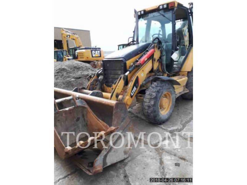 CATERPILLAR BACKHOE LOADERS 420EIT equipment  photo 1