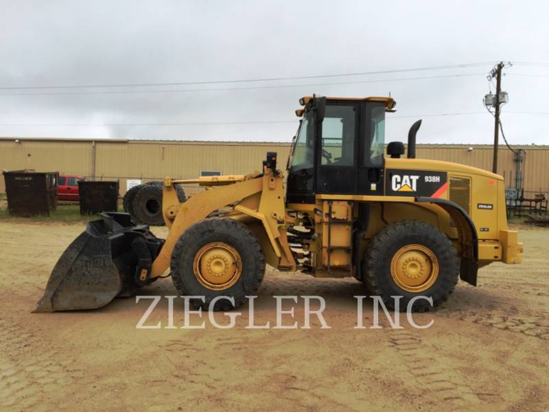 CATERPILLAR CARGADORES DE RUEDAS 938H equipment  photo 7