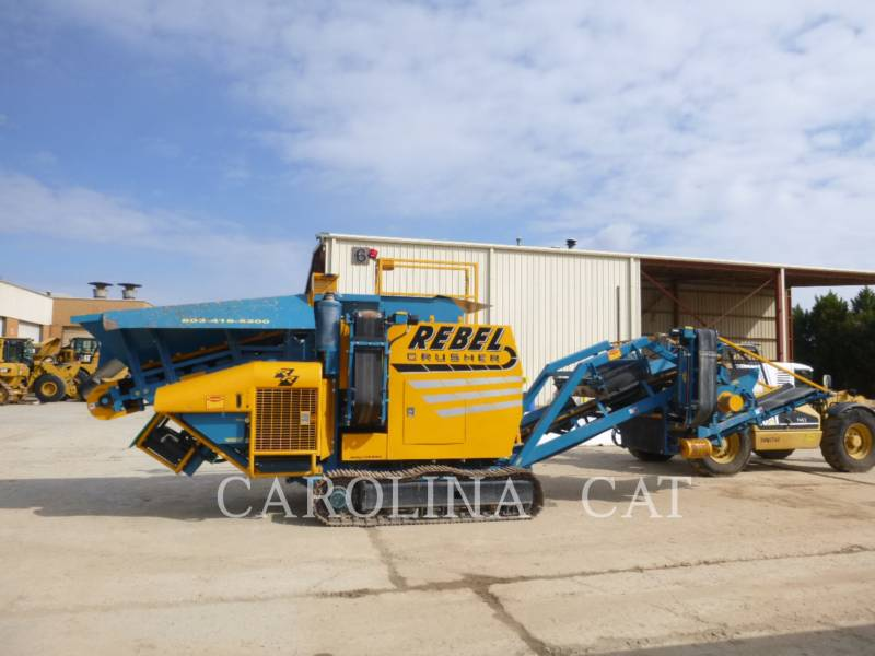 RR EQUIPMENT  CRUSHER REBEL equipment  photo 3