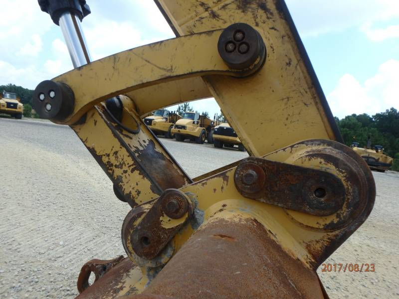 CATERPILLAR KETTEN-HYDRAULIKBAGGER 349FL equipment  photo 14