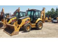 CATERPILLAR BACKHOE LOADERS 416E equipment  photo 2