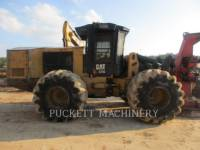 CATERPILLAR FORESTAL - TALADORES APILADORES - DE RUEDAS 573C equipment  photo 3
