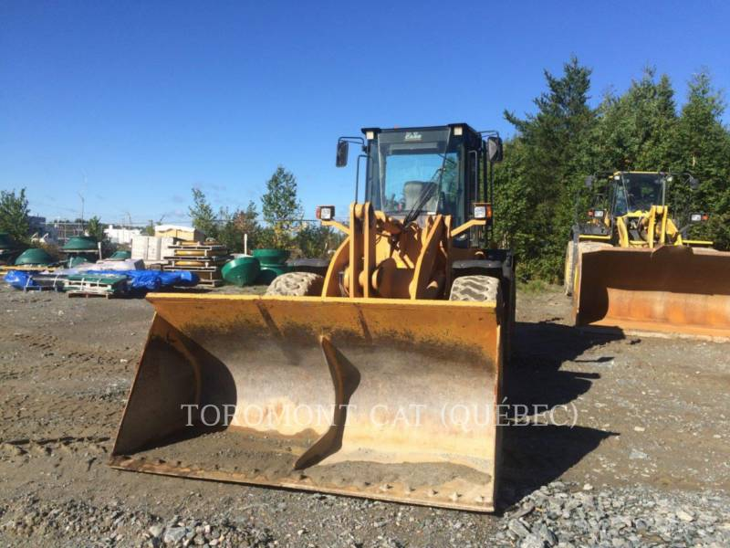 CASE CARGADORES DE RUEDAS 721E equipment  photo 2