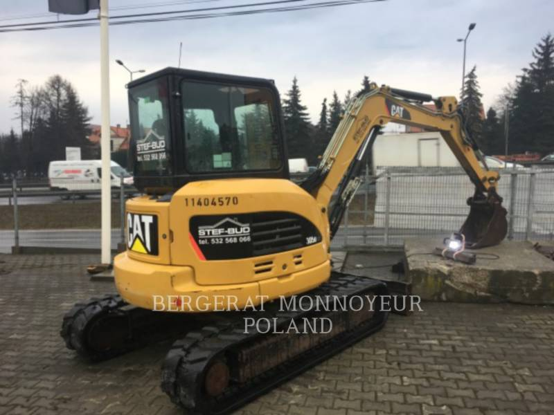 CATERPILLAR KETTEN-HYDRAULIKBAGGER 305DCR equipment  photo 6