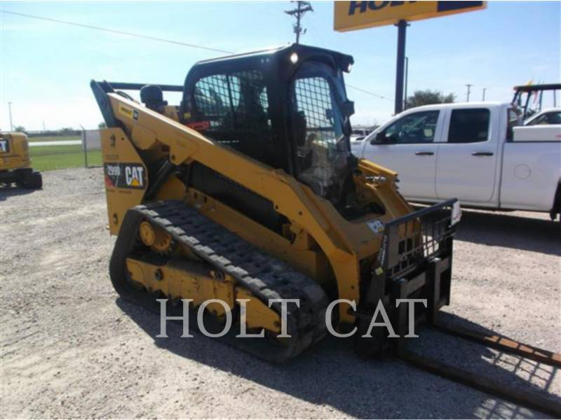 CATERPILLAR SKID STEER LOADERS 299D XPS equipment  photo 1
