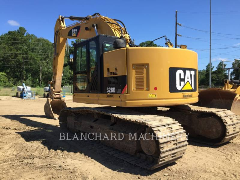 CATERPILLAR EXCAVADORAS DE CADENAS 328D equipment  photo 4