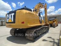 CATERPILLAR TRACK EXCAVATORS 336FLTHUMB equipment  photo 3