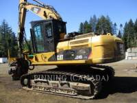 Caterpillar SILVICULTURĂ – PROCESOR 324DFMGF equipment  photo 3