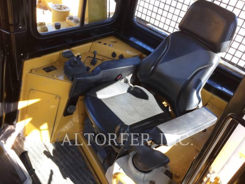 CATERPILLAR TRACK TYPE TRACTORS D6T XW equipment  photo 9