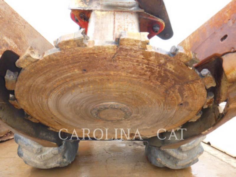 PRENTICE FORESTRY - FELLER BUNCHERS - WHEEL 2570 equipment  photo 6