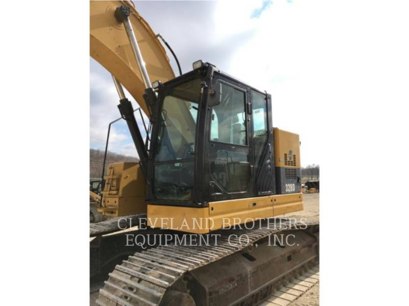 CATERPILLAR PELLES SUR CHAINES 328DLCR equipment  photo 5