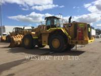 Equipment photo Caterpillar 988H ÎNCĂRCĂTOARE PE ROŢI/PORTSCULE INTEGRATE 1