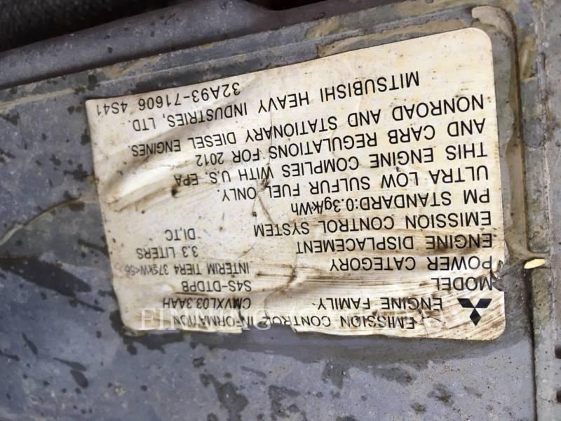 CATERPILLAR MULTI TERRAIN LOADERS 279C2 equipment  photo 5