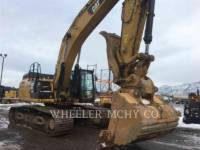 CATERPILLAR TRACK EXCAVATORS 349E L THM equipment  photo 3