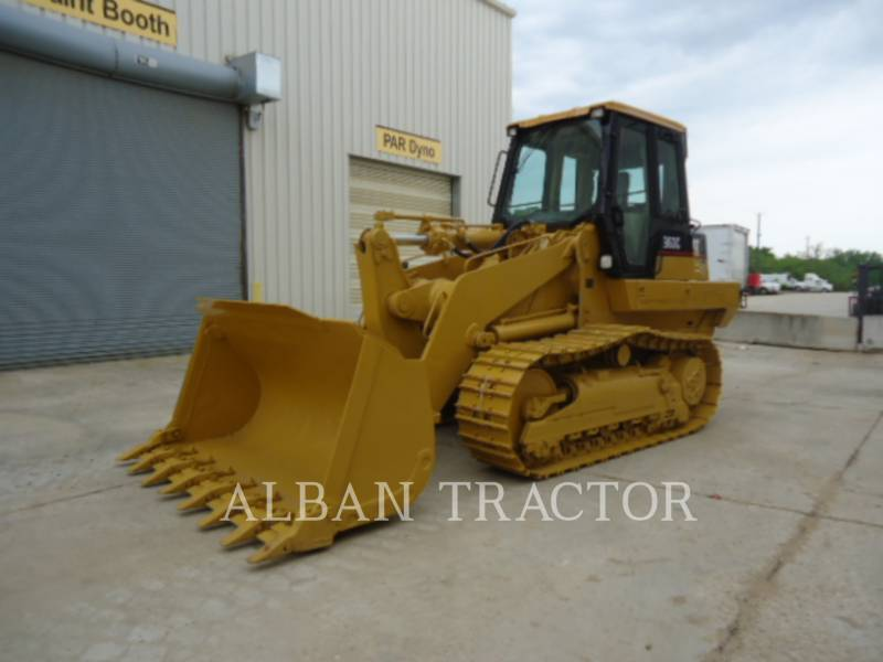 Caterpillar ÎNCĂRCĂTOARE CU ŞENILE 963C CAC equipment  photo 2