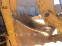 CATERPILLAR RETROEXCAVADORAS CARGADORAS 420E 4X4 equipment  photo 8
