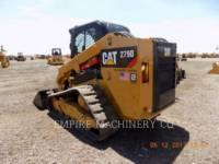 CATERPILLAR SKID STEER LOADERS 279D XPS equipment  photo 3