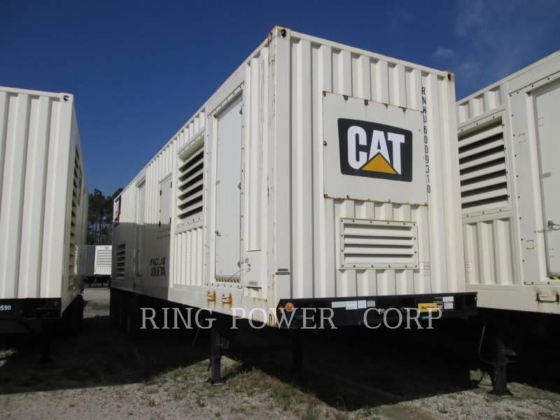 CATERPILLAR 電源モジュール XQ1250G equipment  photo 1