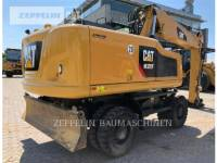 CATERPILLAR WHEEL EXCAVATORS M320F equipment  photo 3