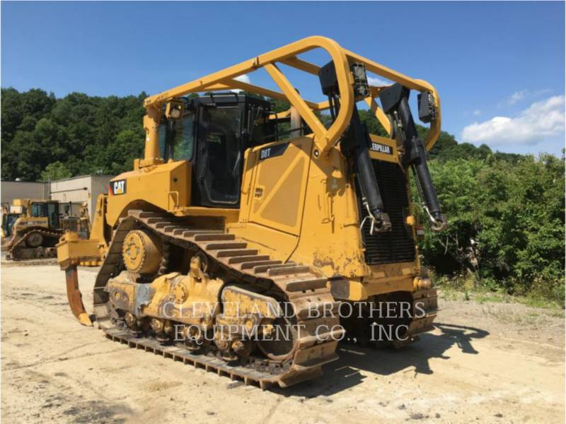 CATERPILLAR KETTENDOZER D8T equipment  photo 5