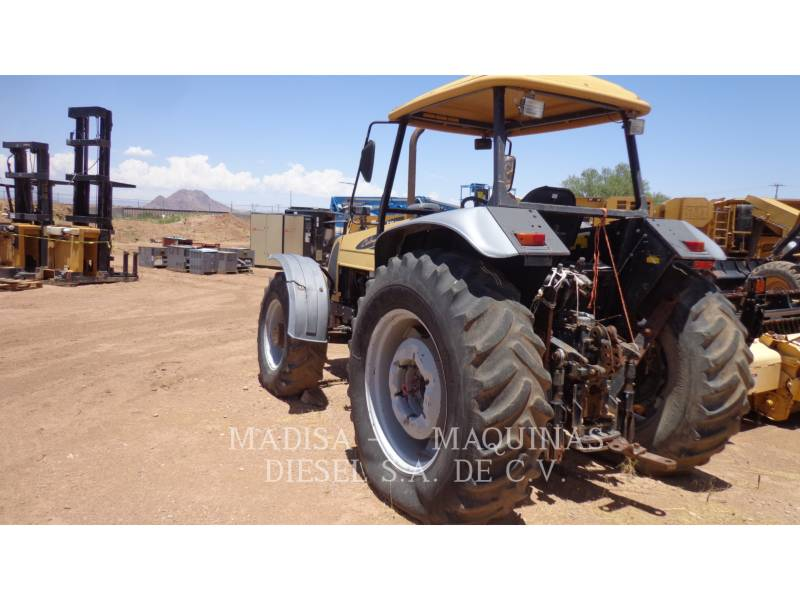 CHALLENGER LANDWIRTSCHAFTSTRAKTOREN WT460-4WD equipment  photo 2