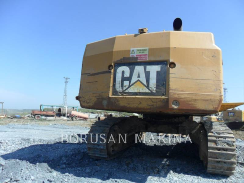 CATERPILLAR EXCAVADORAS DE CADENAS 390DL equipment  photo 3
